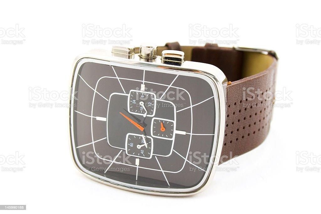 Armbanduhr Lizenzfreies stock-foto