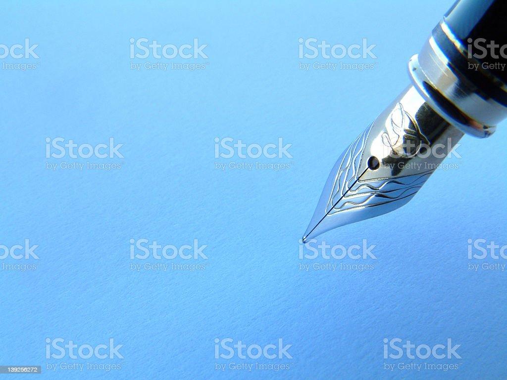 Writing! royalty-free stock photo