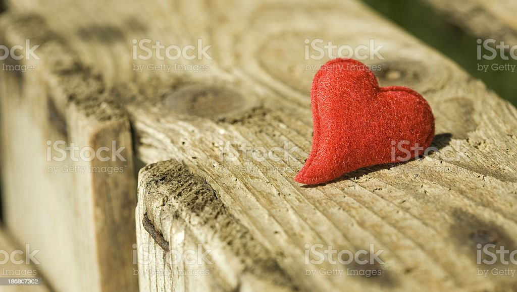 Wrong path of love royalty-free stock photo