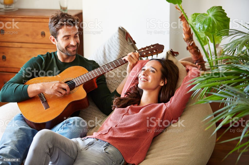 I wrote this just for you stock photo