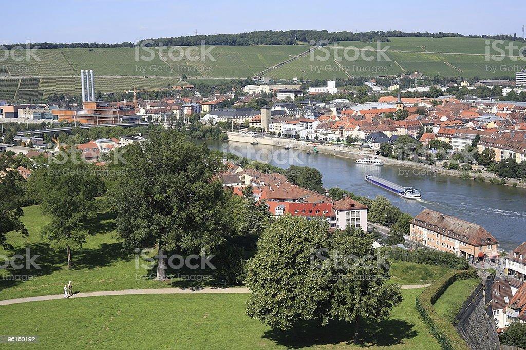 W?rzburg. Germany. Europe stock photo