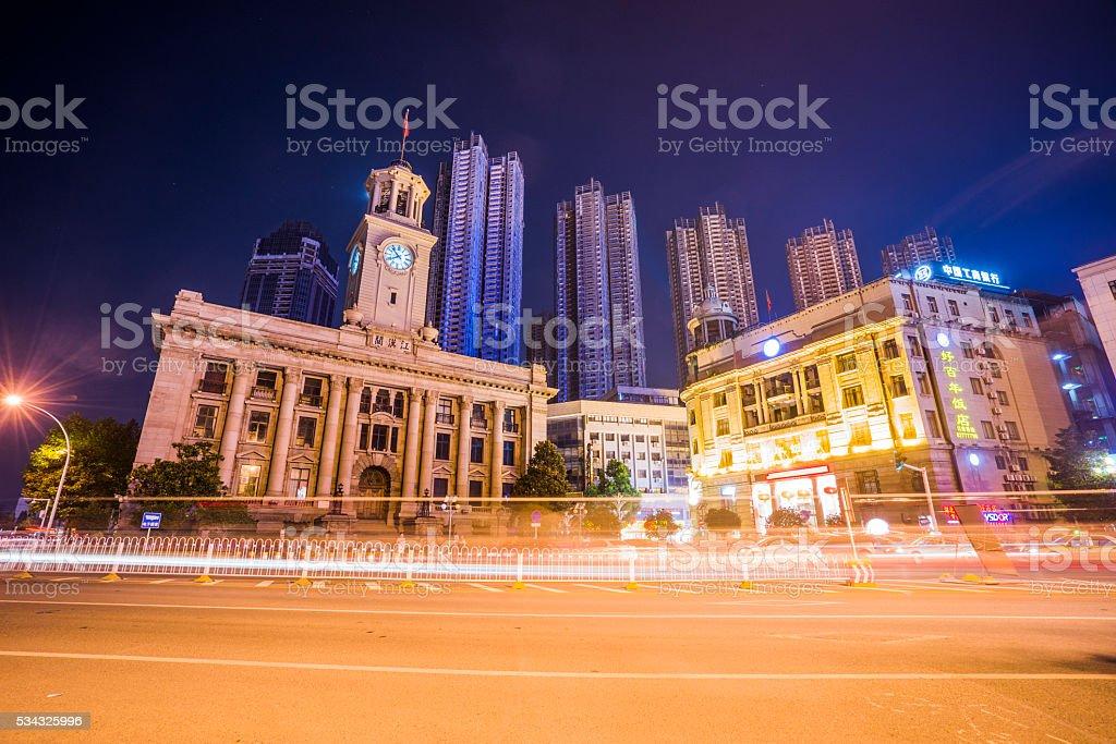 WuHan stock photo