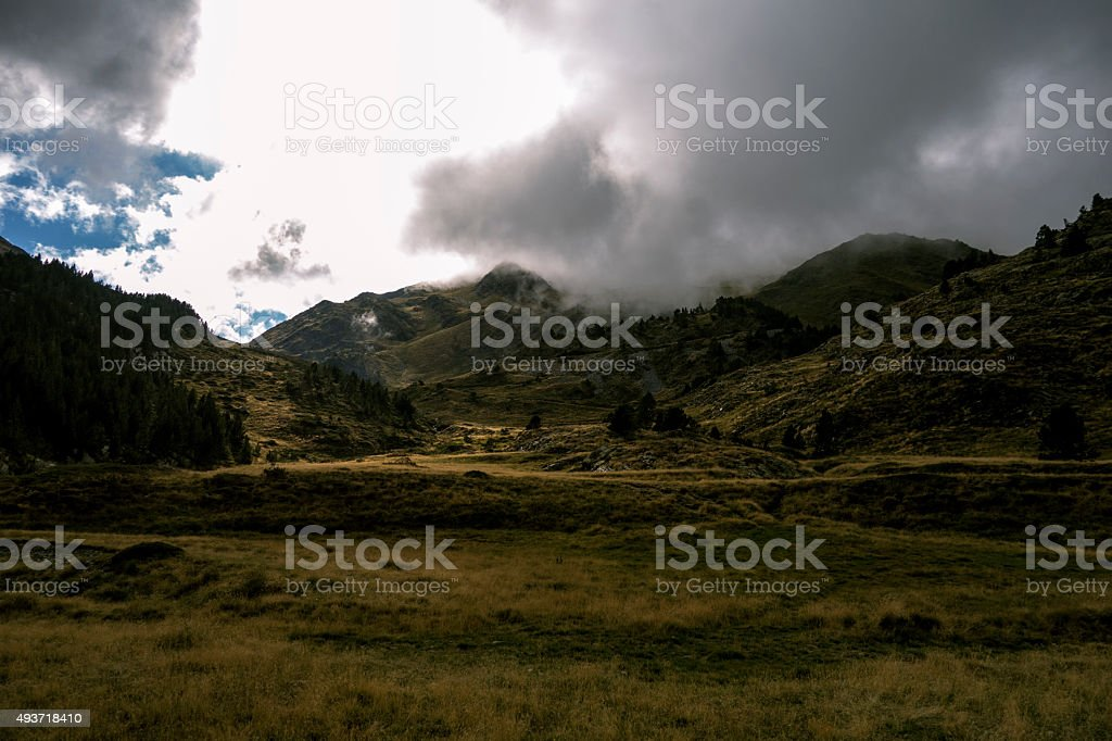 Wuthering Heights stock photo