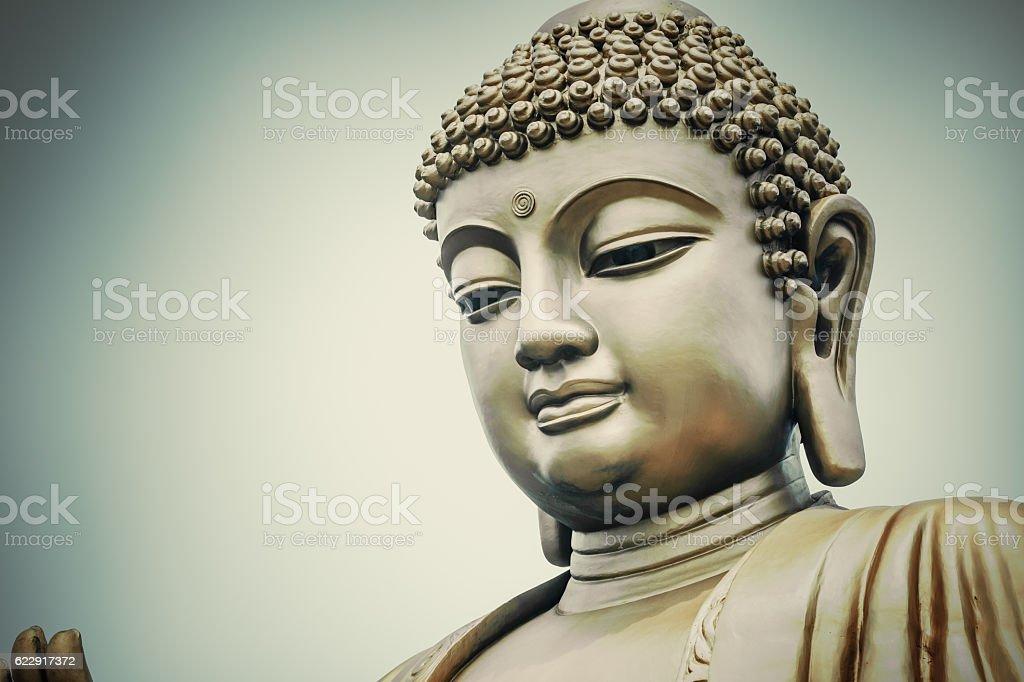 Wuxi Grand Buddha at Lingshan,in China stock photo