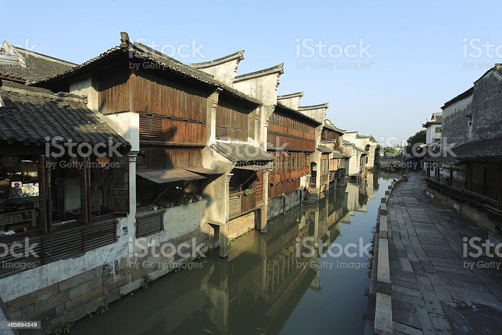 Wuzhen stock photo