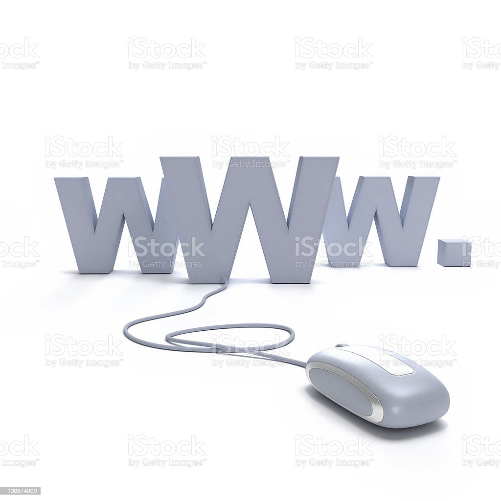 www connection royalty-free stock photo