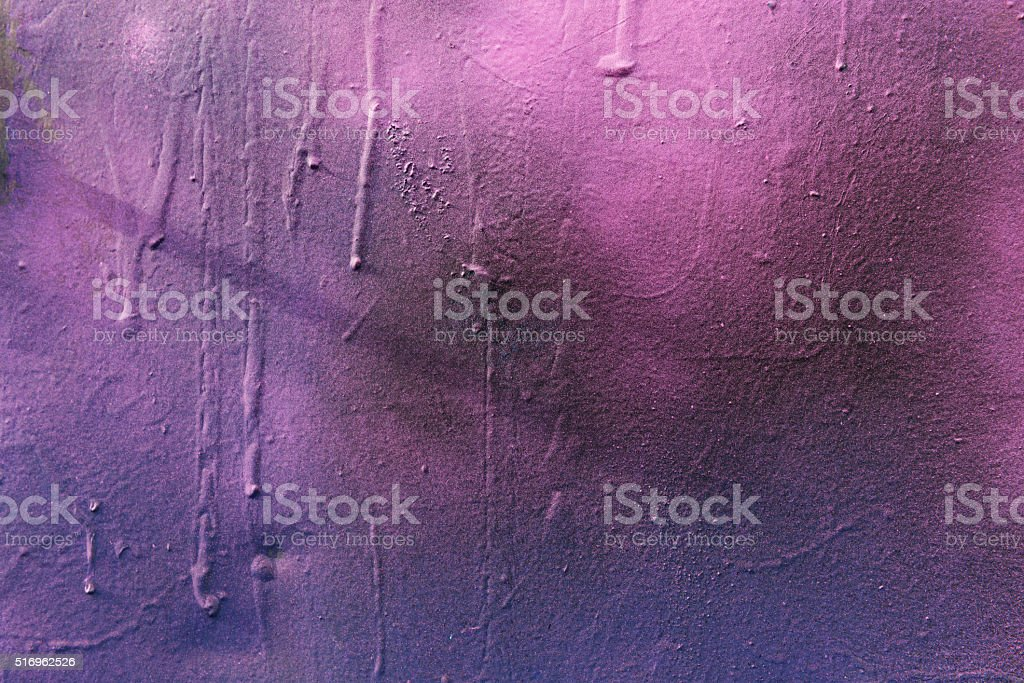 Wynwood Miami Abstract Colorful Painted Exterior Wall Detail Texture Backgrounds stock photo