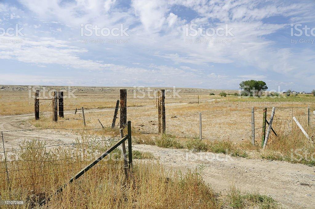Wyoming stock photo