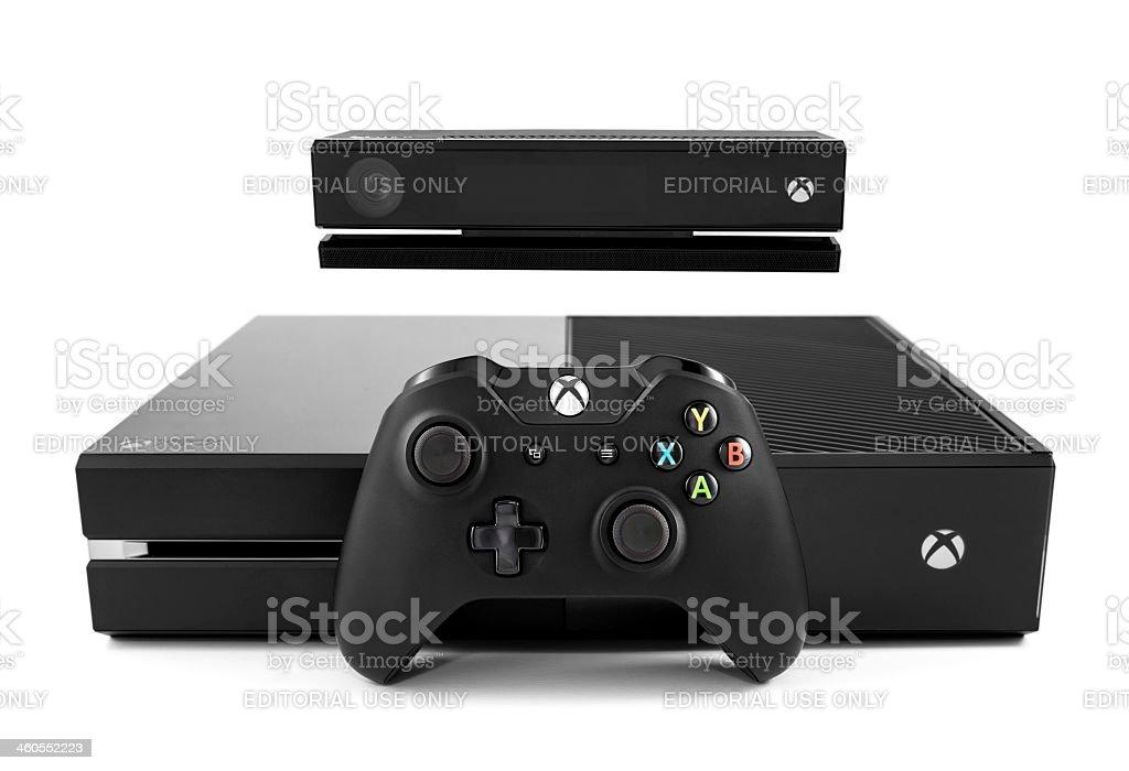 Xbox One royalty-free stock photo