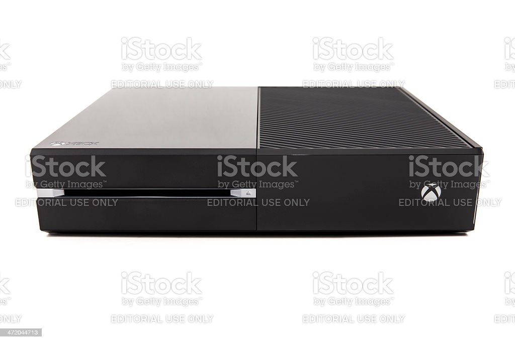 Xbox One stock photo