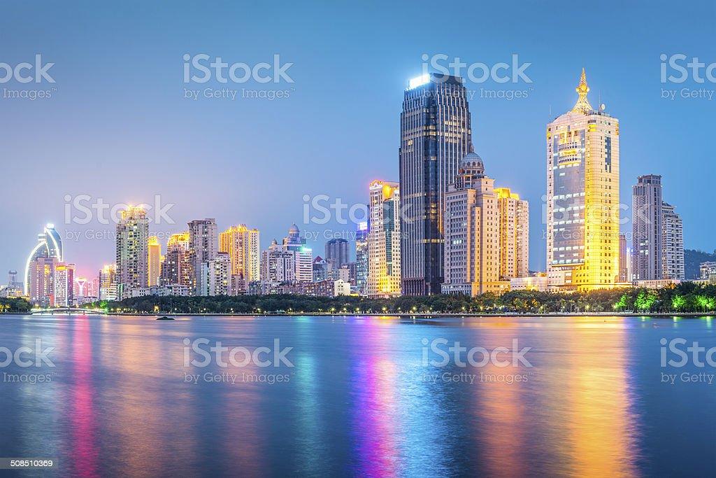 Xiamen, China stock photo