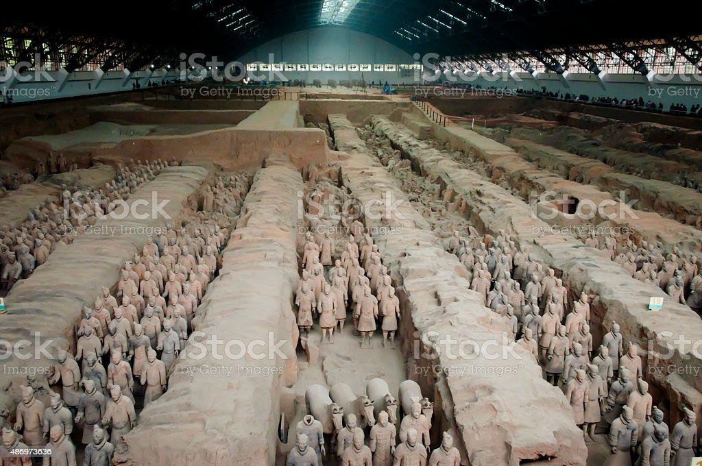Xian - China stock photo