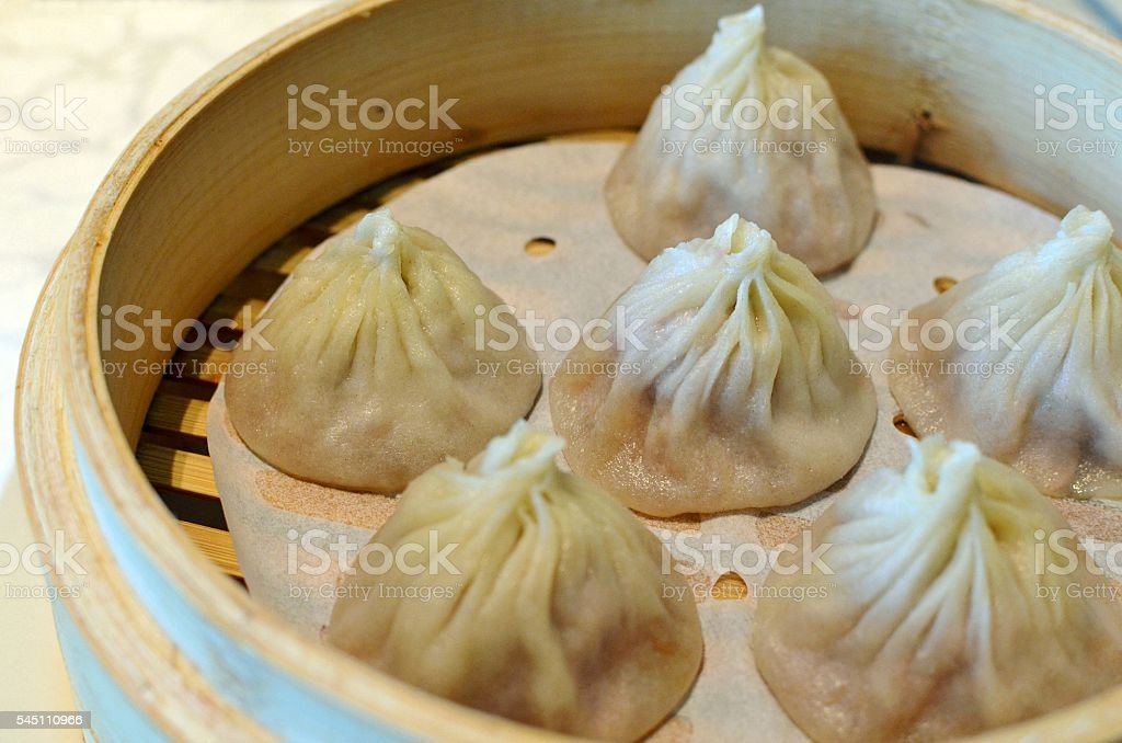 Xiao Long Bao stock photo