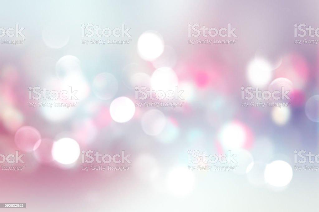Xmas winter holiday glowing background. stock photo