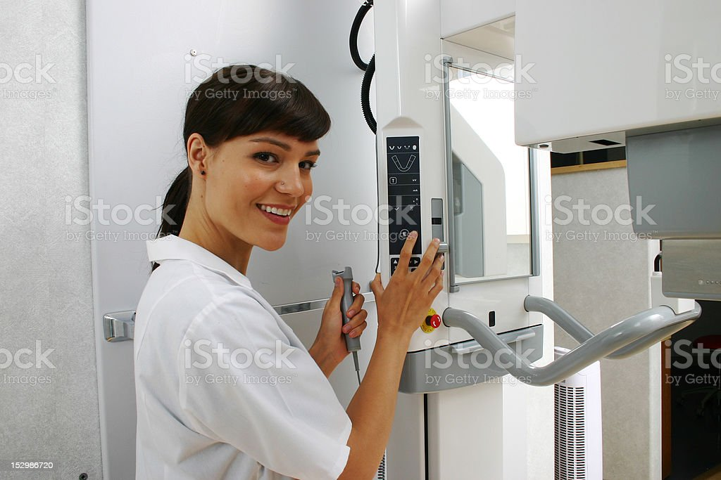 x-rays in dental office royalty-free stock photo