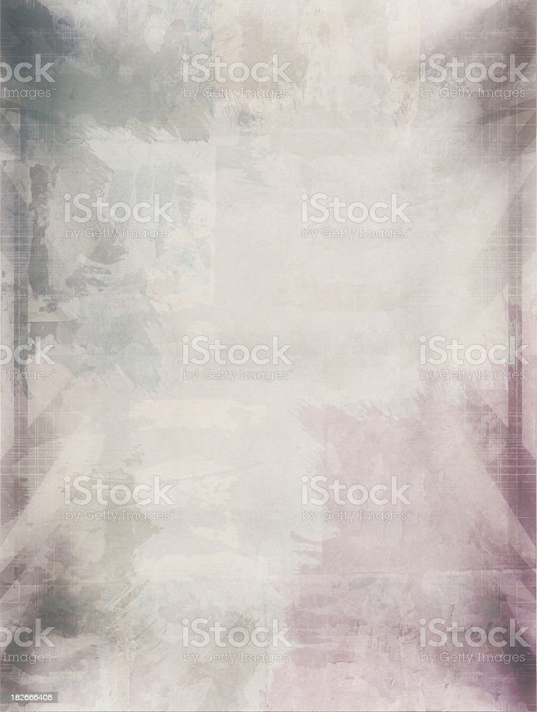 XXL-Grungy wallpaper gray 2 royalty-free stock photo