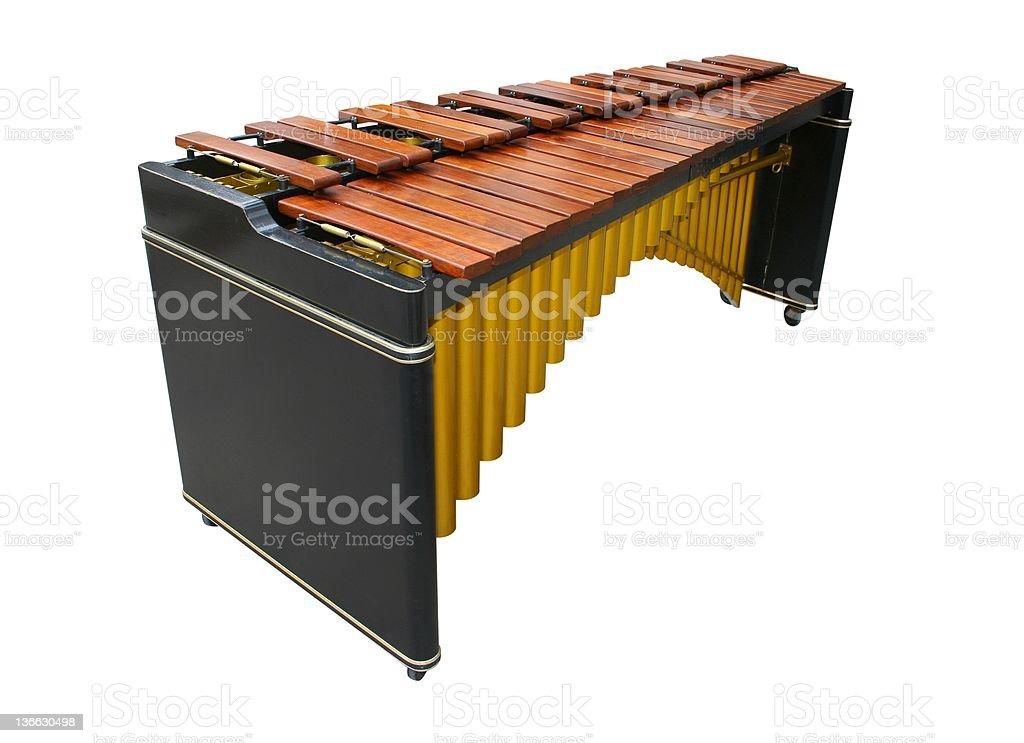 Xylophone stock photo
