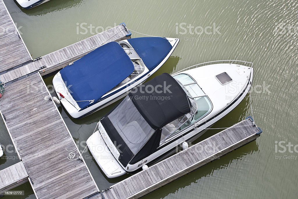 Yacht harbour royalty-free stock photo