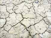 Yanar Dag mountain ground texture. Azerbaijan