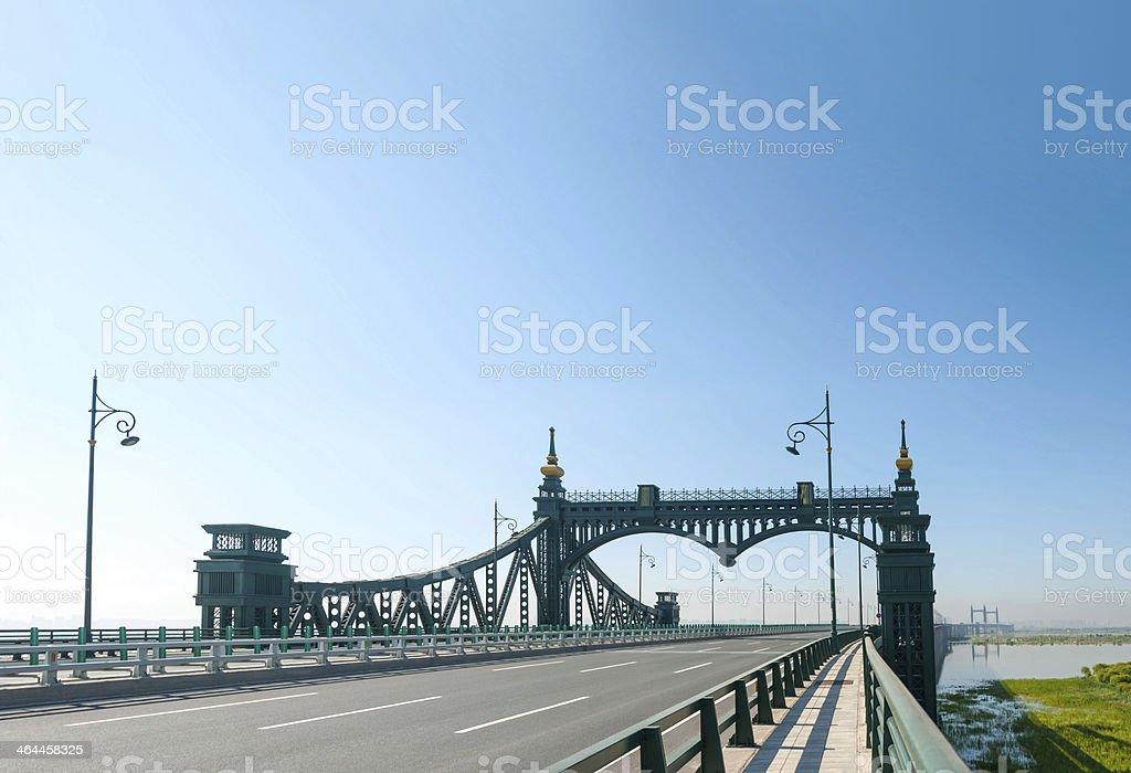 YangMingTan Bridge stock photo