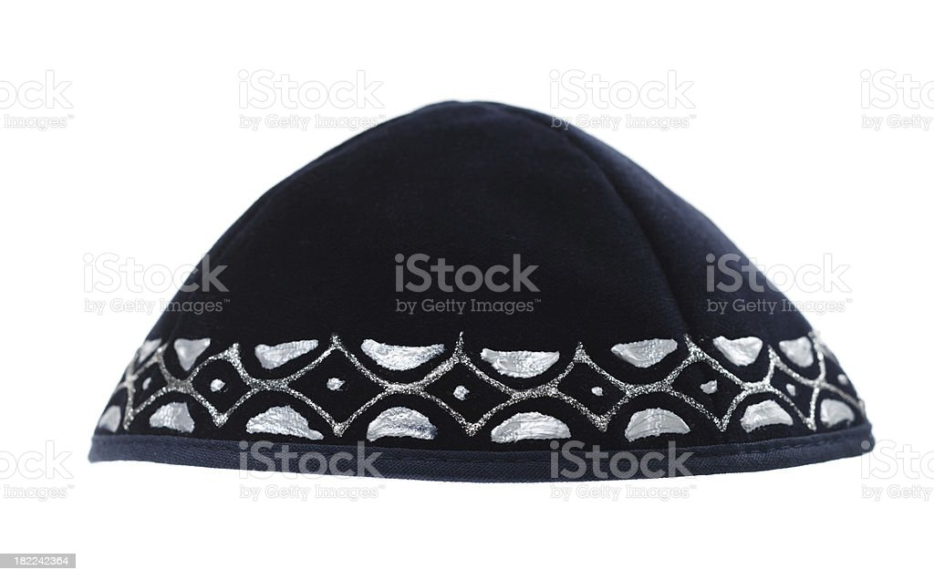 Yarmulke stock photo