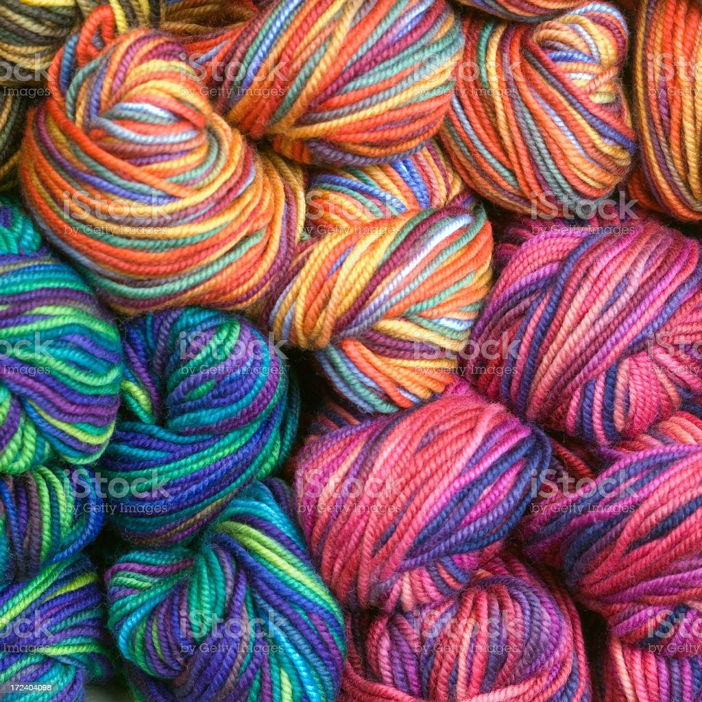 yarn 1 stock photo