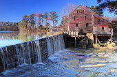 Yates Mill Historic County Park, Raleigh, NC
