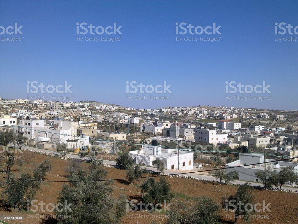 Yatta City stock photo