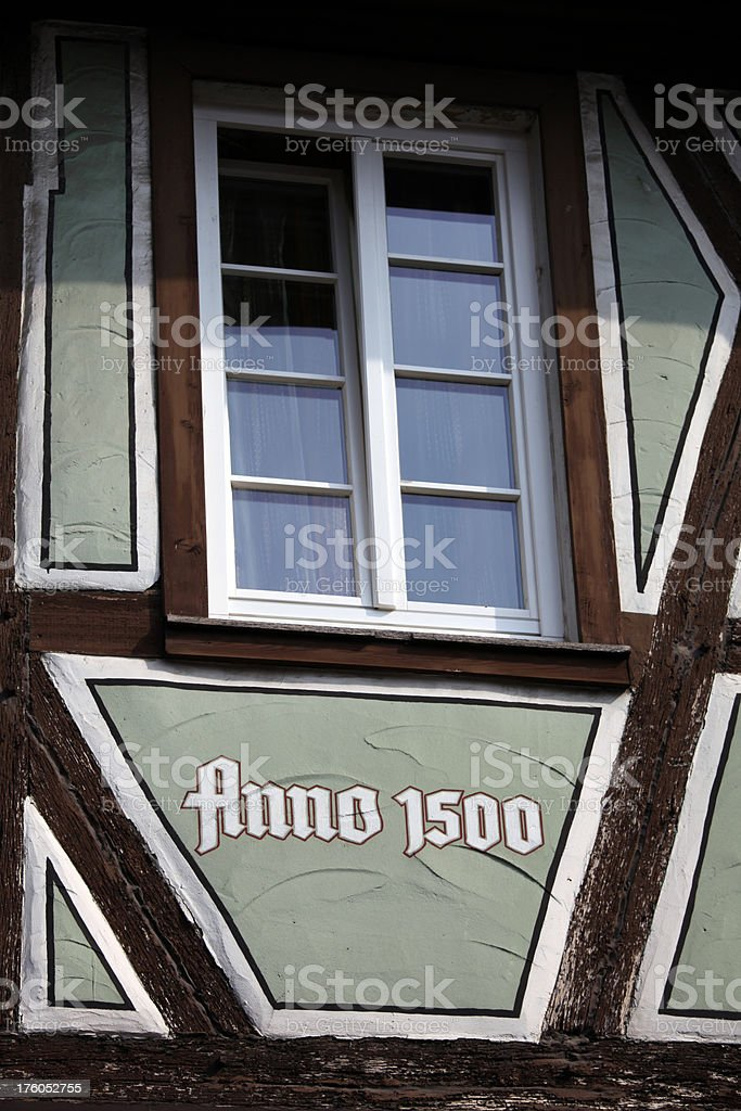 anno 1500 royalty-free stock photo