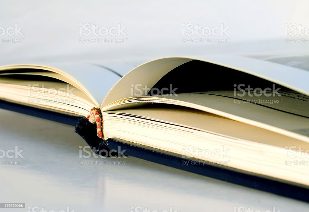 Year Book royalty-free stock photo