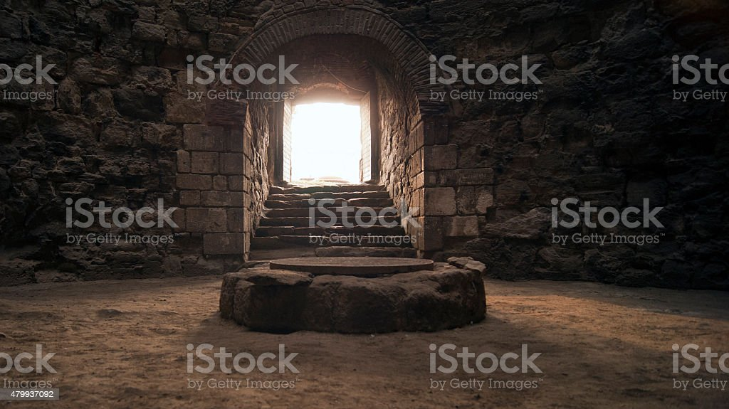 Yedikule Fortress stock photo