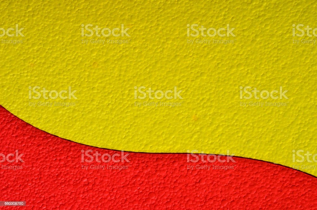 Yellow abd red background stock photo