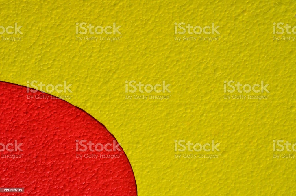 Yellow and red background stock photo
