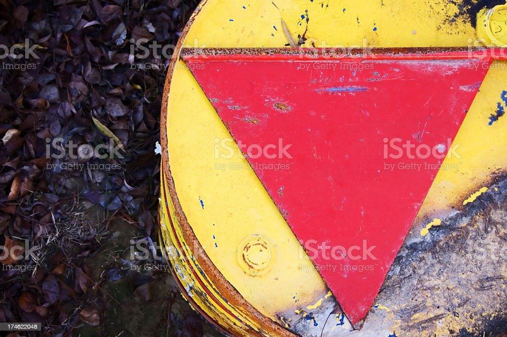 Yellow and red royalty-free stock photo