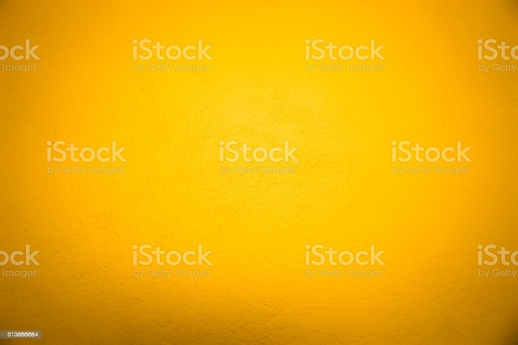Yellow Background. stock photo