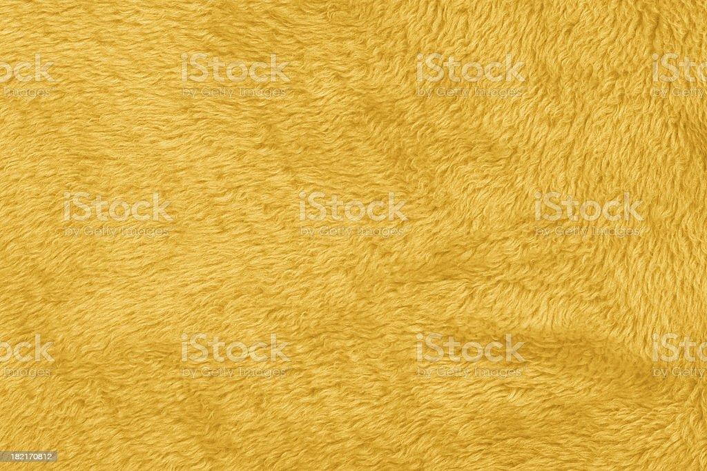 Yellow carpet texture stock photo