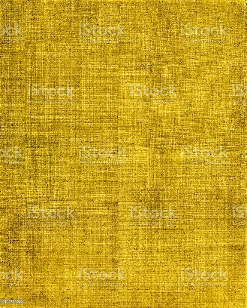 Yellow Cloth Background royalty-free stock photo