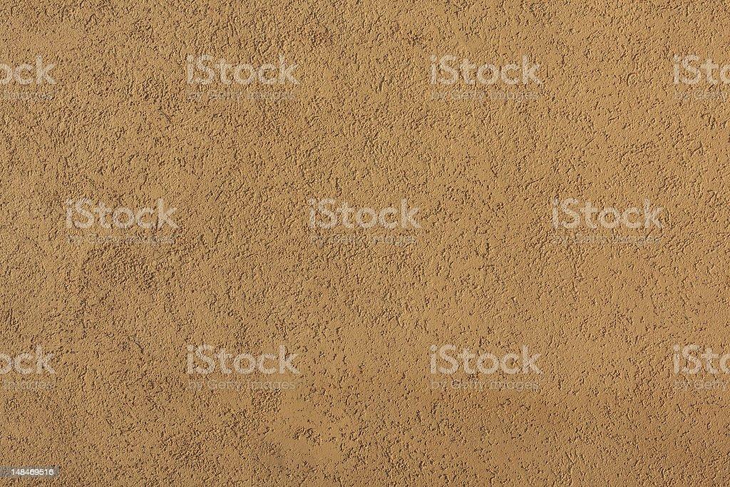 yellow concrete wall stock photo