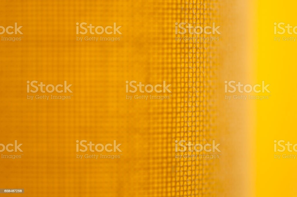 yellow fabric stock photo