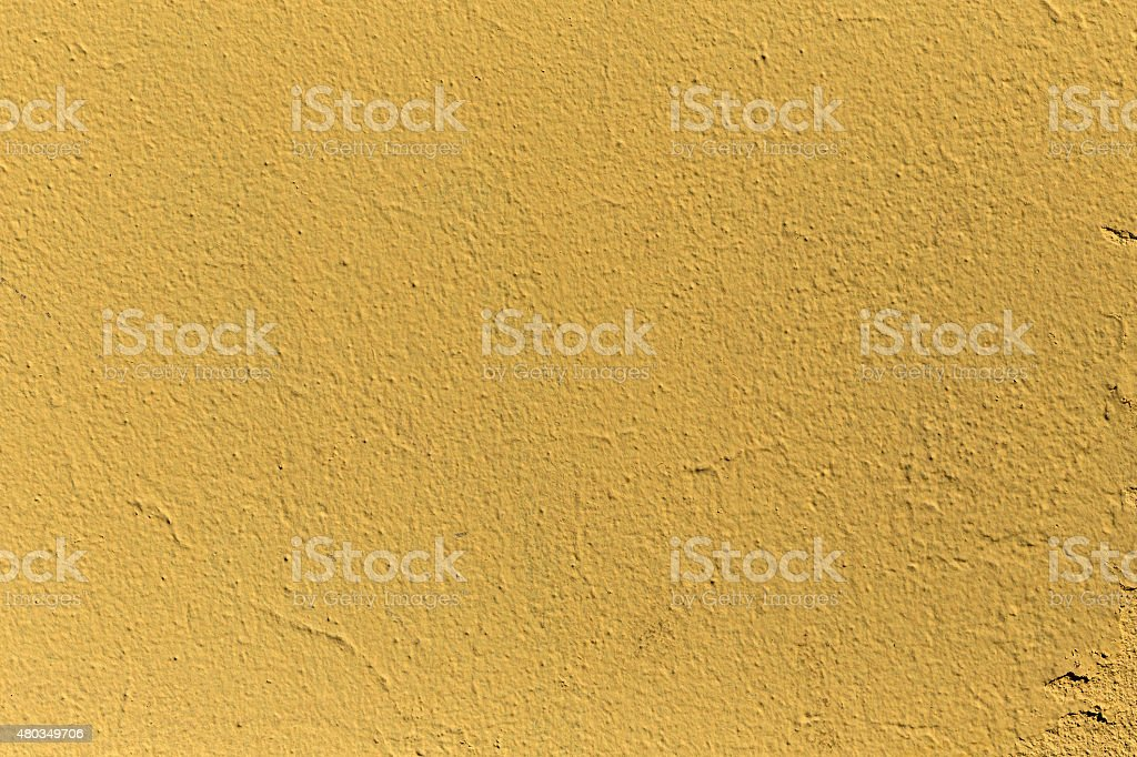 Yellow grained background royalty-free stock photo