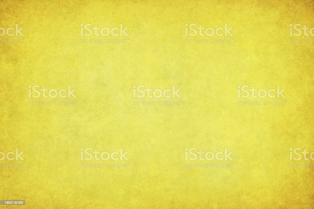 yellow grunge background royalty-free stock photo