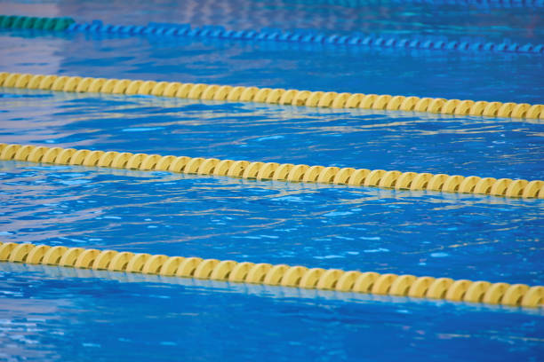 Background Of Pool Lane Markers Pictures Images And Stock Photos