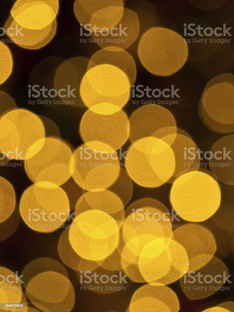 Yellow light background royalty-free stock photo