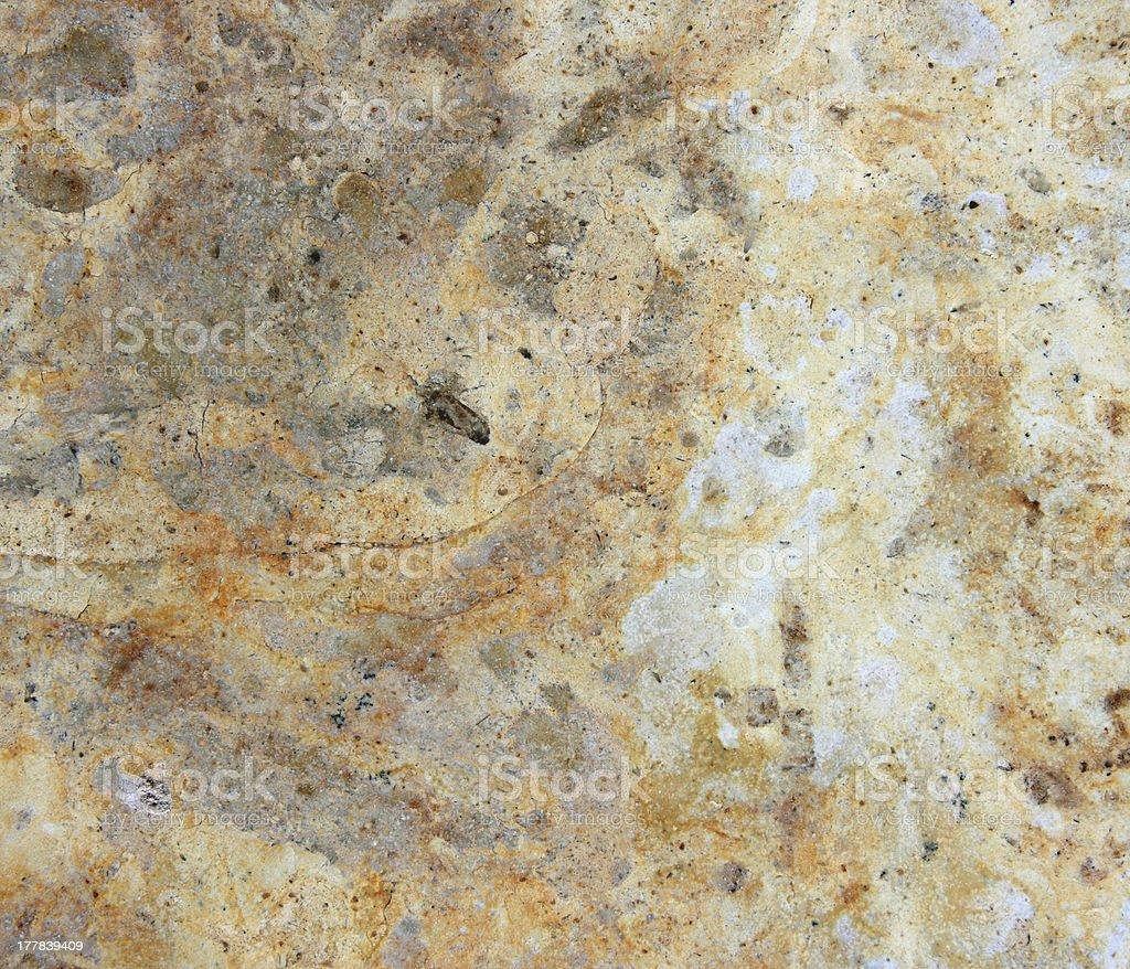 Yellow marble. royalty-free stock photo