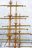 Yellow mast