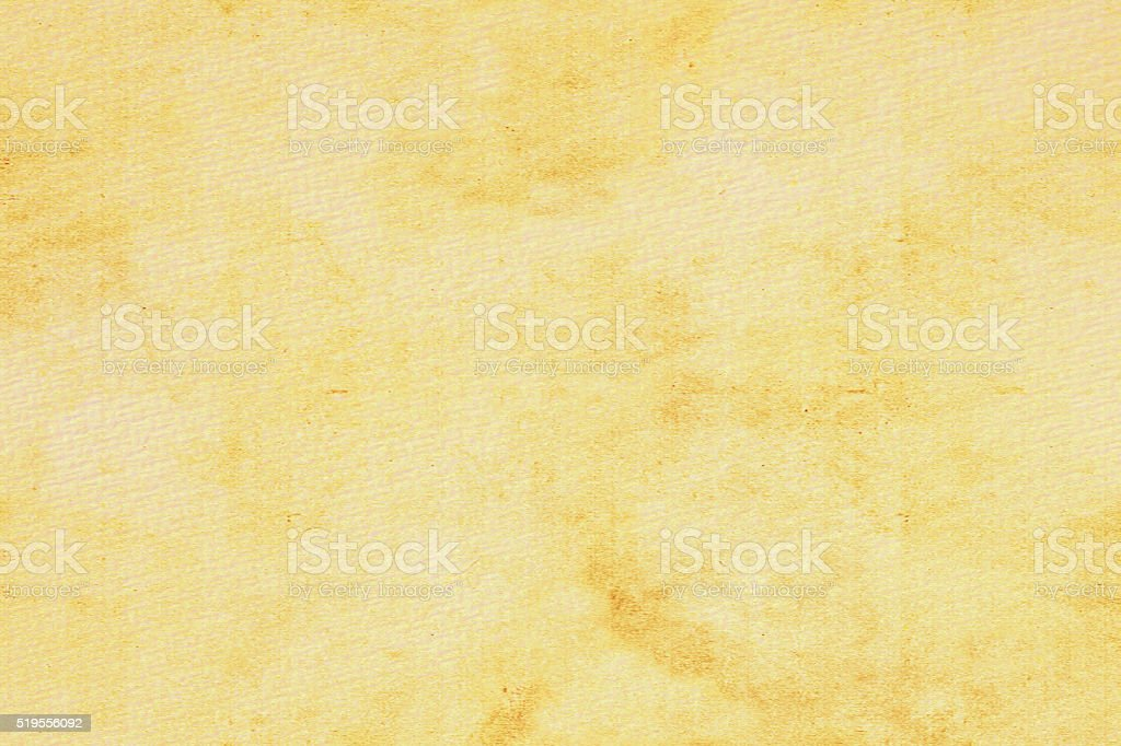 Yellow old canvas stock photo