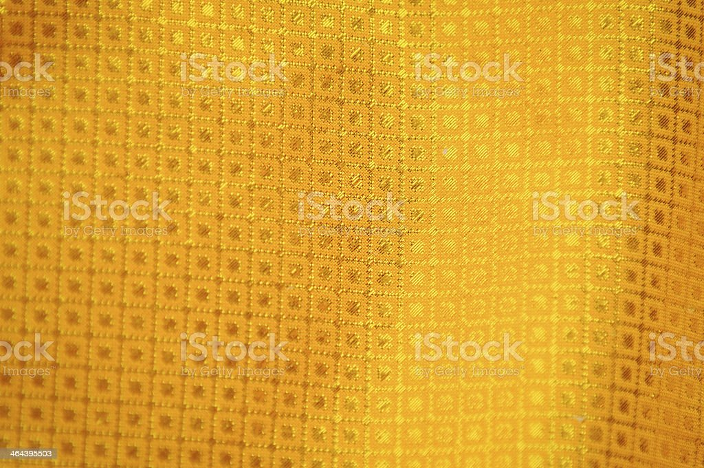 yellow robe royalty-free stock photo
