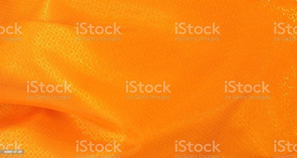 yellow robe stock photo