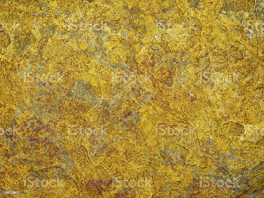Yellow Rock Background royalty-free stock photo