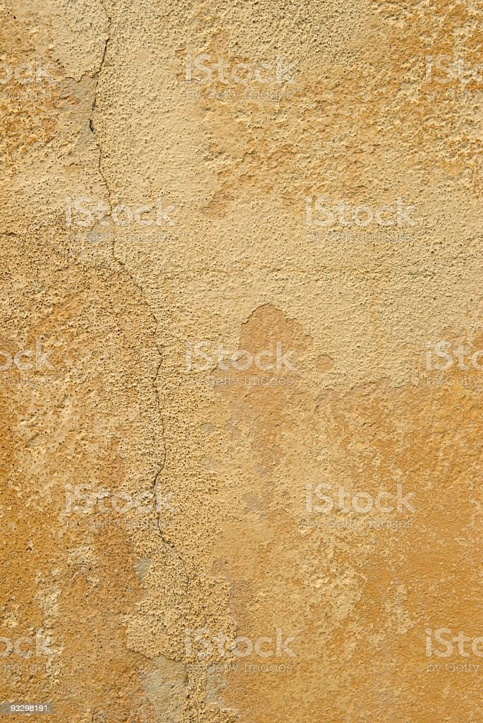 yellow sandstone walls stock photo